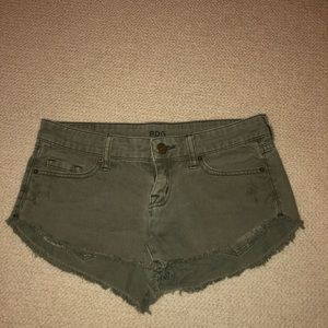 Urban outfitters shorts low rise dolfin